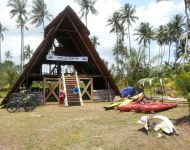 TL Base Camp at Mutiara Beach